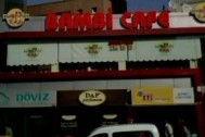 Bambi Cafe Mecidiyeköy
