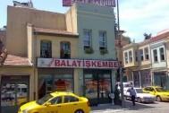 Meşhur Balat İşkembe Salonları